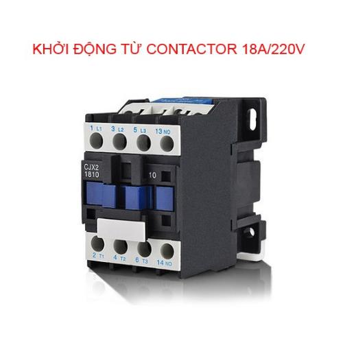 Khởi động từ contactor 18A-220V - 11225053 , 16044921 , 15_16044921 , 85000 , Khoi-dong-tu-contactor-18A-220V-15_16044921 , sendo.vn , Khởi động từ contactor 18A-220V