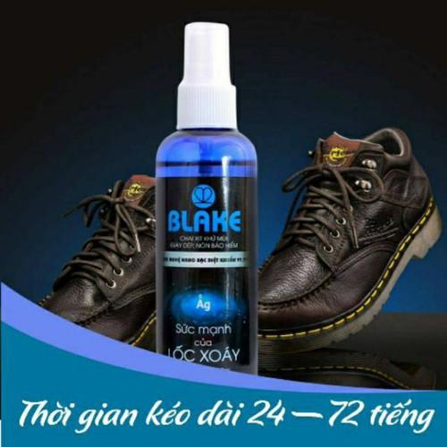 Xịt khử mùi giày blake chai 100ml