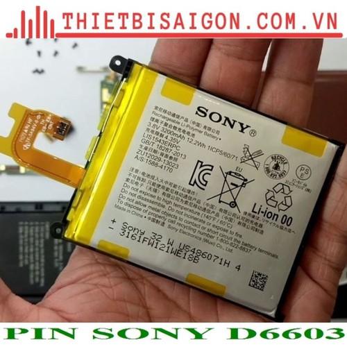PIN SONY D6603