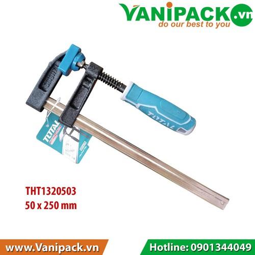 Kẹp gỗ  chữ F 50 x 250mm Total THT1320503