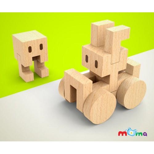 Bộ đồ chơi khối gỗ lắp ráp hình đa dạng, thông minh, đồ chơi giáo dục trí tuệ, tư duy thông minh khoa học cho bé, tặng kèm túi rút - 4519067 , 16045102 , 15_16045102 , 219000 , Bo-do-choi-khoi-go-lap-rap-hinh-da-dang-thong-minh-do-choi-giao-duc-tri-tue-tu-duy-thong-minh-khoa-hoc-cho-be-tang-kem-tui-rut-15_16045102 , sendo.vn , Bộ đồ chơi khối gỗ lắp ráp hình đa dạng, thông minh, đ