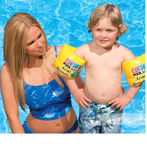 Phao tay tập bơi