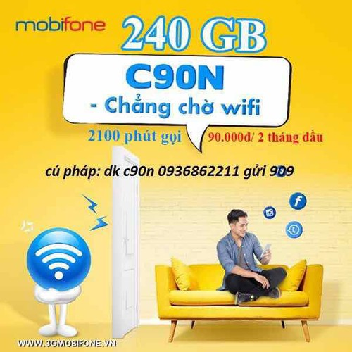 sim mobifone data khủng c90n - 11225135 , 16045397 , 15_16045397 , 180000 , sim-mobifone-data-khung-c90n-15_16045397 , sendo.vn , sim mobifone data khủng c90n