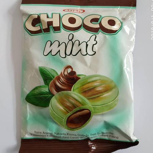 Kẹo  TAYAS CHOCO MINT 90g