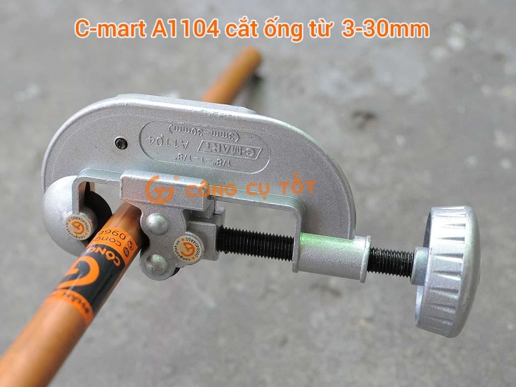 Hình ảnh Dao cắt ống đồng Cmart A1104