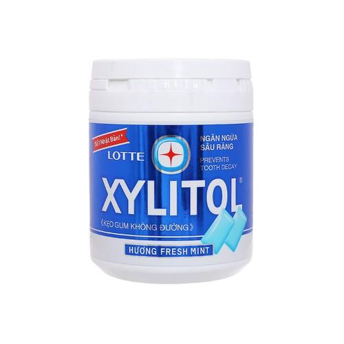 Lotte Xylitol Xanh Dương Hộp 148G - 7531514 , 16044076 , 15_16044076 , 58500 , Lotte-Xylitol-Xanh-Duong-Hop-148G-15_16044076 , sendo.vn , Lotte Xylitol Xanh Dương Hộp 148G