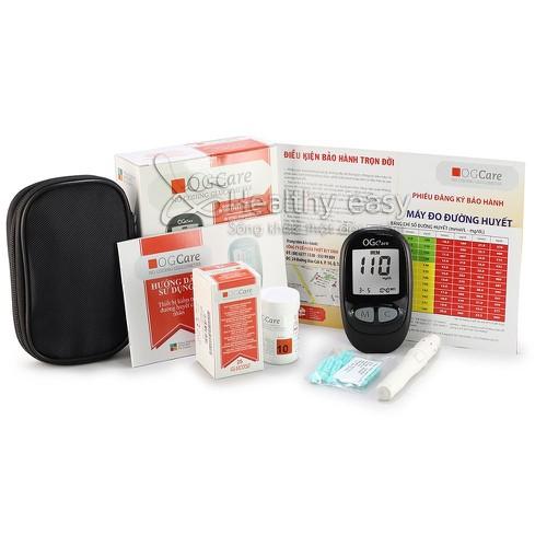 Máy đo đường huyết ogcare tự động nhập mã - 20183408 , 16049432 , 15_16049432 , 650000 , May-do-duong-huyet-ogcare-tu-dong-nhap-ma-15_16049432 , sendo.vn , Máy đo đường huyết ogcare tự động nhập mã