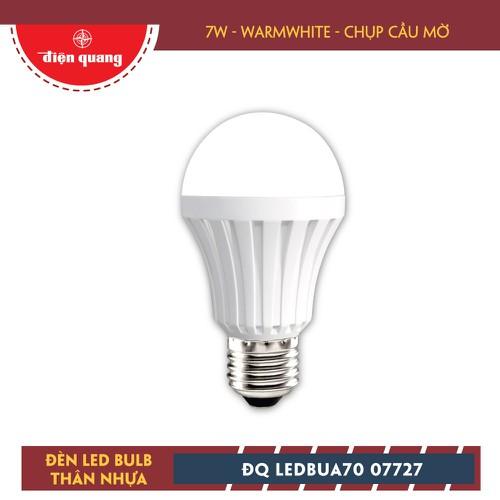 Đèn led bulb thân nhựa Điện Quang ĐQ LEDBUA70 07727 - 7W Warmwhite chụp cầu mờ - 11225924 , 16047877 , 15_16047877 , 69000 , Den-led-bulb-than-nhua-Dien-Quang-DQ-LEDBUA70-07727-7W-Warmwhite-chup-cau-mo-15_16047877 , sendo.vn , Đèn led bulb thân nhựa Điện Quang ĐQ LEDBUA70 07727 - 7W Warmwhite chụp cầu mờ
