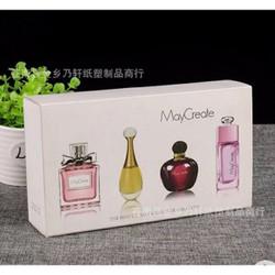 Bộ 4 Nước hoa Maycreat 25ml cho phái đẹp