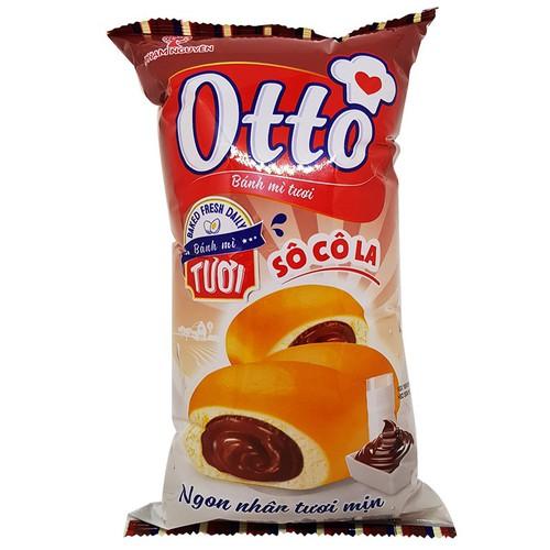 Bánh mì Otto kem Sôcôla lốc 10 gói 90g - 7168291 , 13879794 , 15_13879794 , 79000 , Banh-mi-Otto-kem-Socola-loc-10-goi-90g-15_13879794 , sendo.vn , Bánh mì Otto kem Sôcôla lốc 10 gói 90g