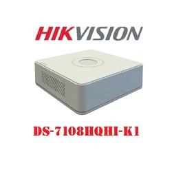 Đầu ghi hình Hybrid TVI-IP 8 kênh TURBO 4.0 HIKVISION DS-7108HQHI-K1