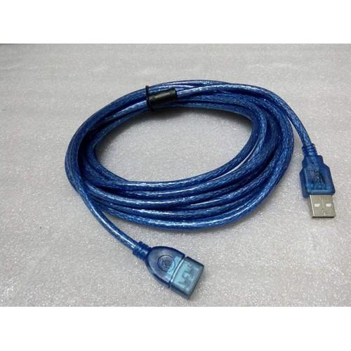 Dây  USB nối dài 5m xanh chống nhiễu - 7168277 , 13879774 , 15_13879774 , 27000 , Day-USB-noi-dai-5m-xanh-chong-nhieu-15_13879774 , sendo.vn , Dây  USB nối dài 5m xanh chống nhiễu