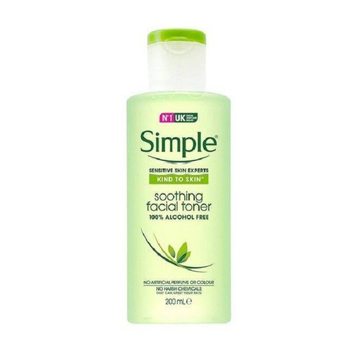 Nước hoa hồng Simple Kind To Skin Soothing Facial Toner - 4619762 , 13877371 , 15_13877371 , 149000 , Nuoc-hoa-hong-Simple-Kind-To-Skin-Soothing-Facial-Toner-15_13877371 , sendo.vn , Nước hoa hồng Simple Kind To Skin Soothing Facial Toner