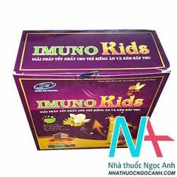 Combo 2 hộp Imuno Kids hỗ trợ hệ miễn dịch cho bé