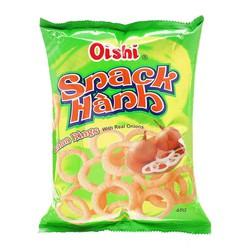 Snack hành Oishi lốc 10 gói 45g