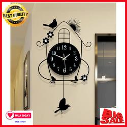 Đồng hồ treo tường - Đồng hồ ngôi nhà treo tường