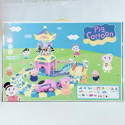 Cầu Trượt Peppa Pig Vui Nhộn - 7164722 , 13877298 , 15_13877298 , 331000 , Cau-Truot-Peppa-Pig-Vui-Nhon-15_13877298 , sendo.vn , Cầu Trượt Peppa Pig Vui Nhộn