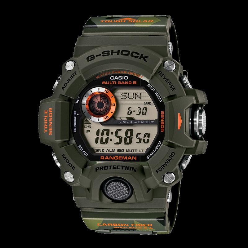 Đồng hồ nam Casio G-Shock GW-9400CMJ