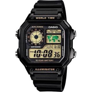 Đồng hồ Casio nam AE-1200WH-1BVDF - Đồng hồ Casio nam AE-1200WH-1BVDF thumbnail