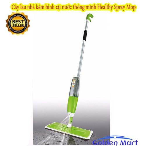 Cây lau nhà kèm bình xịt nước thông minh Healthy Spray Mop - 7152100 , 13868953 , 15_13868953 , 179000 , Cay-lau-nha-kem-binh-xit-nuoc-thong-minh-Healthy-Spray-Mop-15_13868953 , sendo.vn , Cây lau nhà kèm bình xịt nước thông minh Healthy Spray Mop