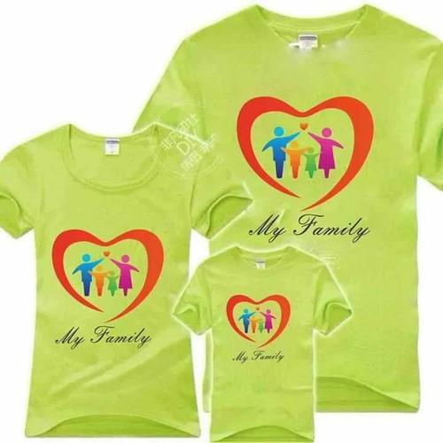 Combo 3 áo gia đình