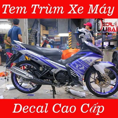 Tem Trùm Exciter 135 Cao Cấp - 7161048 , 13874949 , 15_13874949 , 1100000 , Tem-Trum-Exciter-135-Cao-Cap-15_13874949 , sendo.vn , Tem Trùm Exciter 135 Cao Cấp