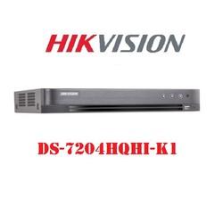 Đầu ghi hình Hybrid TVI-IP 4 kênh TURBO 4.0 HIKVISION DS-7204HQHI-K1