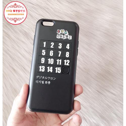 IPHONE 6.6S ỐP LƯNG SIÊU CHỐNG SỐC CÓ BÀN PHÍM XẾP SỐ
