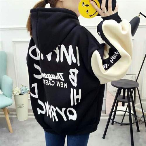 Áo hoodie kiểu dáng thời trang - 7168149 , 13879577 , 15_13879577 , 95000 , Ao-hoodie-kieu-dang-thoi-trang-15_13879577 , sendo.vn , Áo hoodie kiểu dáng thời trang