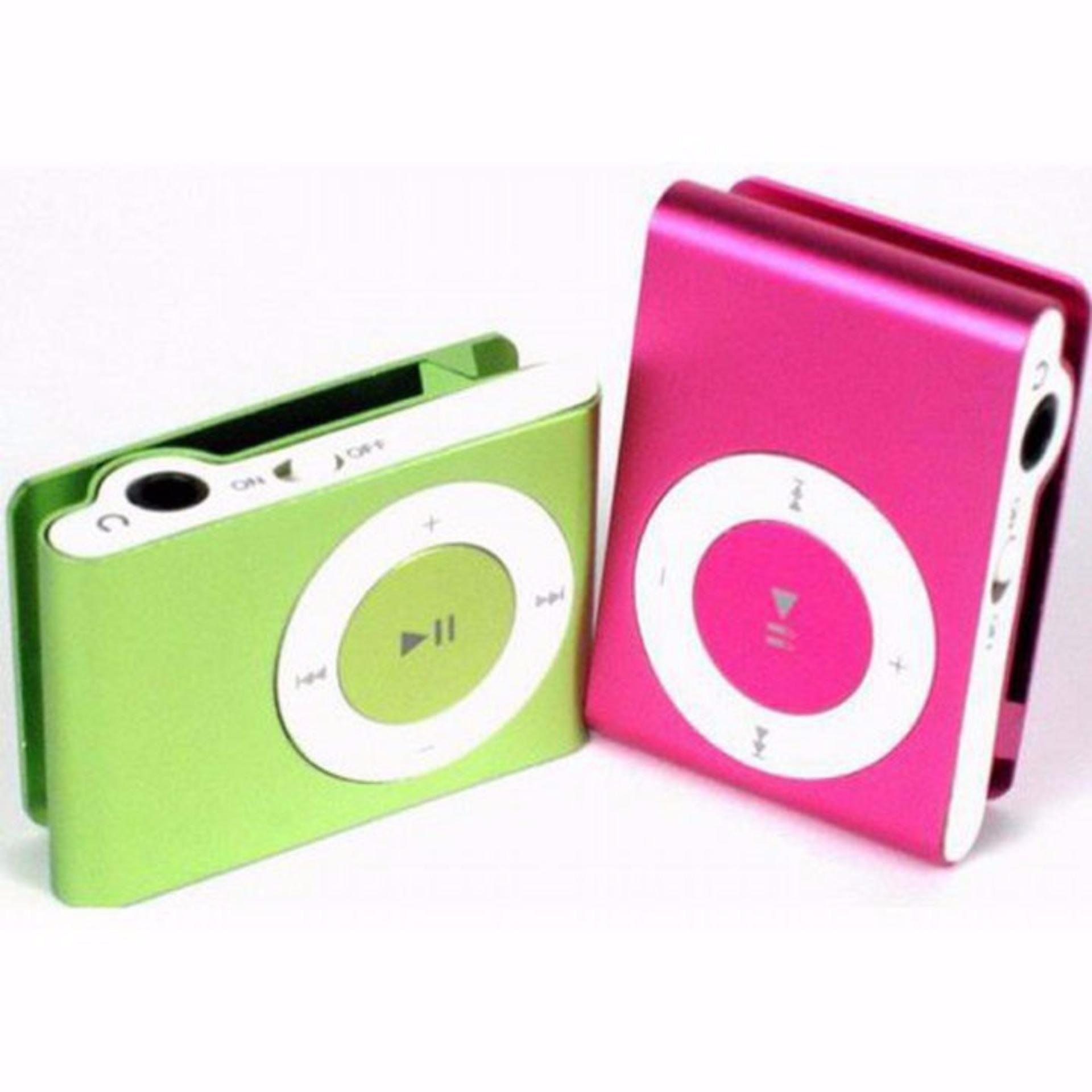 Máy Nghe Nhạc MP3 Mini