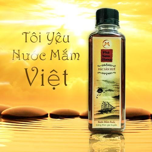 Nước mắm ruốc Phá Tam Giang 250ml