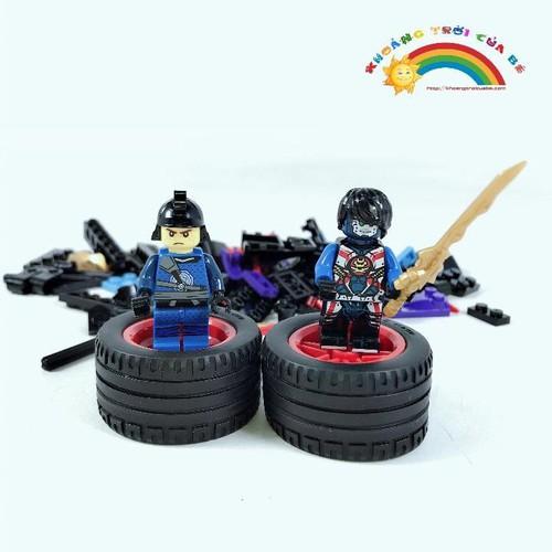 Lắp Ghép Ninja Sy979