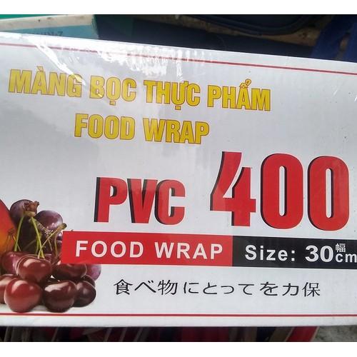 Màng bọc thực phẩm Hoàng Yến Sài Gòn đạt chuẩn PVC 400 size 30cm 220 vòng - 11215220 , 13905713 , 15_13905713 , 100000 , Mang-boc-thuc-pham-Hoang-Yen-Sai-Gon-dat-chuan-PVC-400-size-30cm-220-vong-15_13905713 , sendo.vn , Màng bọc thực phẩm Hoàng Yến Sài Gòn đạt chuẩn PVC 400 size 30cm 220 vòng