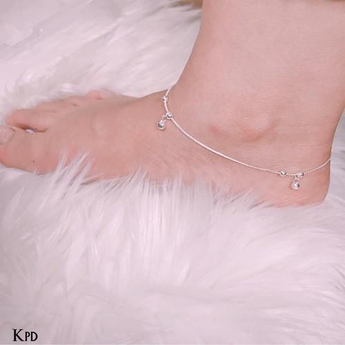 Lắc chân nữ bạc ta đẹp