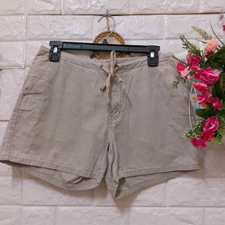 Thanh lí quần short kaki dây rút Korea
