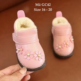 Bốt bé gái, bốt bé gái tập đi, bốt bé gái diện tết GC42 - GC42