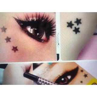 Kẻ mắt nước và xăm hình ngôi sao - Kẻ mắt nước và xăm ngôi sao thumbnail