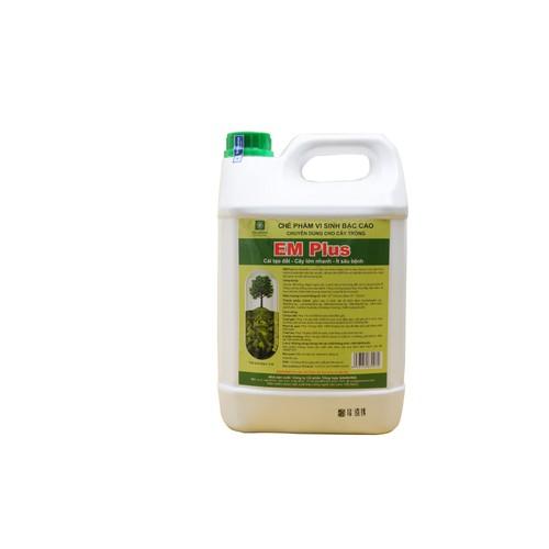 Chế phẩm vi sinh cho cây can 5 lít