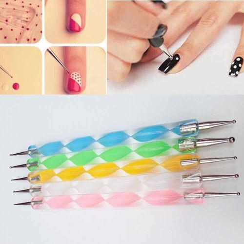 Set 5 cây bút chuyên nghiệp cho nail