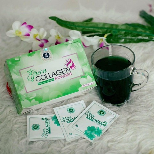 Diệp Lục Green Collagen