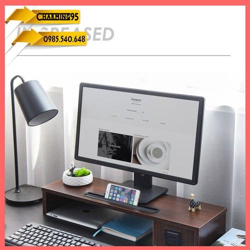 Kệ để màn hình, kệ để màn hình máy tính có ổ cắm điện - 7186504 , 13892236 , 15_13892236 , 420000 , Ke-de-man-hinh-ke-de-man-hinh-may-tinh-co-o-cam-dien-15_13892236 , sendo.vn , Kệ để màn hình, kệ để màn hình máy tính có ổ cắm điện