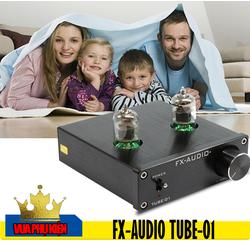 Bộ khuếch Đại Âm Thanh Preampli Đèn FX-Audio TUBE-01