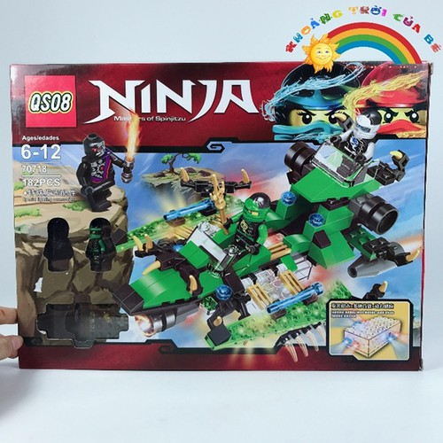 Lắp Ghép Ninjago 70718 - 4499128 , 13887291 , 15_13887291 , 221000 , Lap-Ghep-Ninjago-70718-15_13887291 , sendo.vn , Lắp Ghép Ninjago 70718