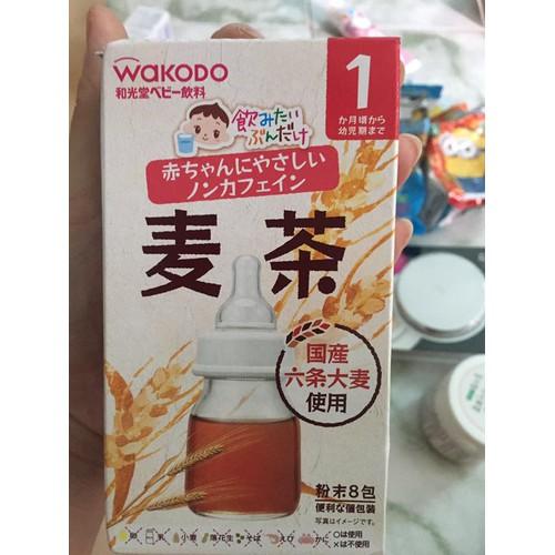Trà lúa mạch Wakado nhật bản