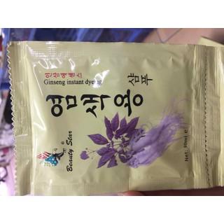 nhuộm tóc đen phủ bạc thảo dược nhân sâm - nhuomthaoduoc thumbnail