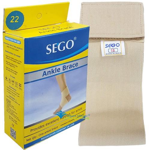 Băng hỗ trợ cổ chân Sego quấn hình số 8