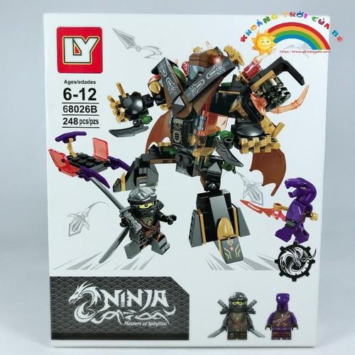 Lắp Ghép Ninja 68026
