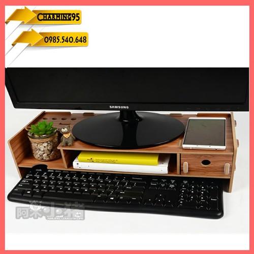 Kệ màn hình - kệ gỗ - kệ gỗ màn hình - kệ để màn hình máy tính - kệ đỡ màn hình - 4621529 , 13891594 , 15_13891594 , 375000 , Ke-man-hinh-ke-go-ke-go-man-hinh-ke-de-man-hinh-may-tinh-ke-do-man-hinh-15_13891594 , sendo.vn , Kệ màn hình - kệ gỗ - kệ gỗ màn hình - kệ để màn hình máy tính - kệ đỡ màn hình