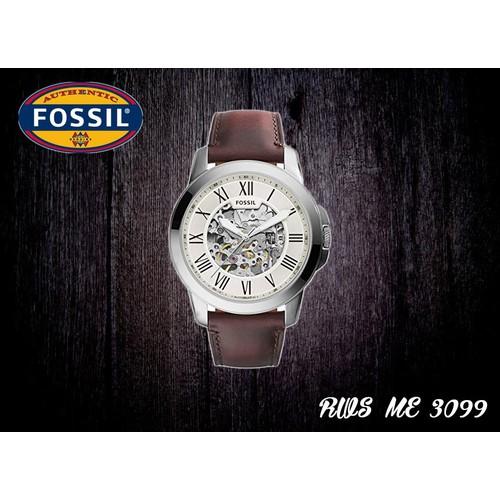 Đồng Hồ Nam Thời Trang Fossil model ME3099 Số La Mã, Mặt Tròn 44mm Viên Kim Loại Lộ Một Phần Cơ Rất Nam Tính - 7184185 , 13890823 , 15_13890823 , 6500000 , Dong-Ho-Nam-Thoi-Trang-Fossil-model-ME3099-So-La-Ma-Mat-Tron-44mm-Vien-Kim-Loai-Lo-Mot-Phan-Co-Rat-Nam-Tinh-15_13890823 , sendo.vn , Đồng Hồ Nam Thời Trang Fossil model ME3099 Số La Mã, Mặt Tròn 44mm Viên