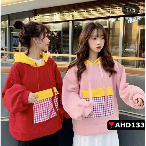 Áo hoodie nữ 133